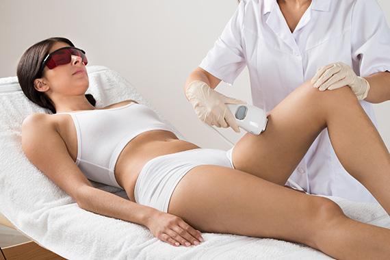 Epilation au laser CoolGlide - Chirurgie esthetique